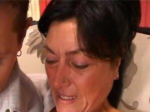 Italijanski zrela seksi kurac na sofu