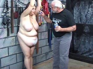 Brate muti bondaged bdsm fattie 039; s velike sise i trbuh