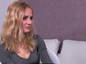 To je češki plavuša voli grublje u livenje intervju