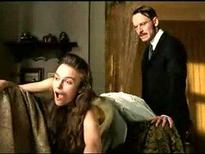 Keira Knightley sise u seksi Bondage scene
